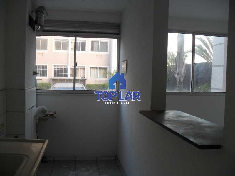 18 - Residencial Recreio do Pontal - apto TÉRREO, fte, sol manhã, sl, 2qtos, garagem, play, sl.festa, churrasqueira.(Segurança total) - HAAP20118 - 19