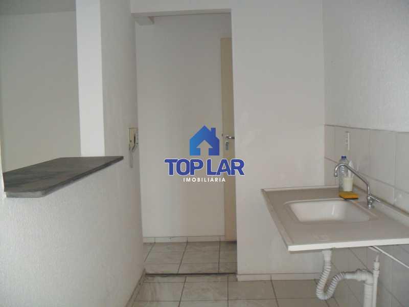 20 - Residencial Recreio do Pontal - apto TÉRREO, fte, sol manhã, sl, 2qtos, garagem, play, sl.festa, churrasqueira.(Segurança total) - HAAP20118 - 21