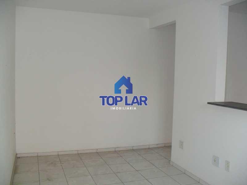 21 - Residencial Recreio do Pontal - apto TÉRREO, fte, sol manhã, sl, 2qtos, garagem, play, sl.festa, churrasqueira.(Segurança total) - HAAP20118 - 22