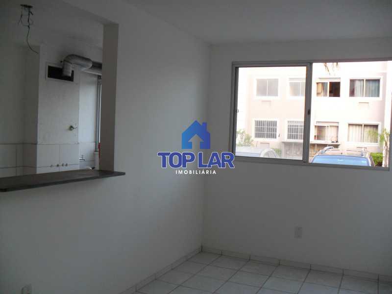 22 - Residencial Recreio do Pontal - apto TÉRREO, fte, sol manhã, sl, 2qtos, garagem, play, sl.festa, churrasqueira.(Segurança total) - HAAP20118 - 23