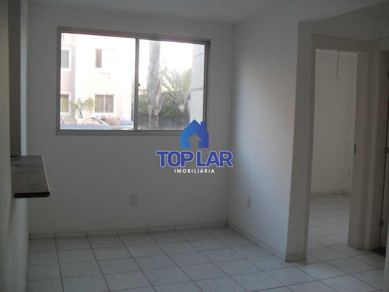 23 - Residencial Recreio do Pontal - apto TÉRREO, fte, sol manhã, sl, 2qtos, garagem, play, sl.festa, churrasqueira.(Segurança total) - HAAP20118 - 24