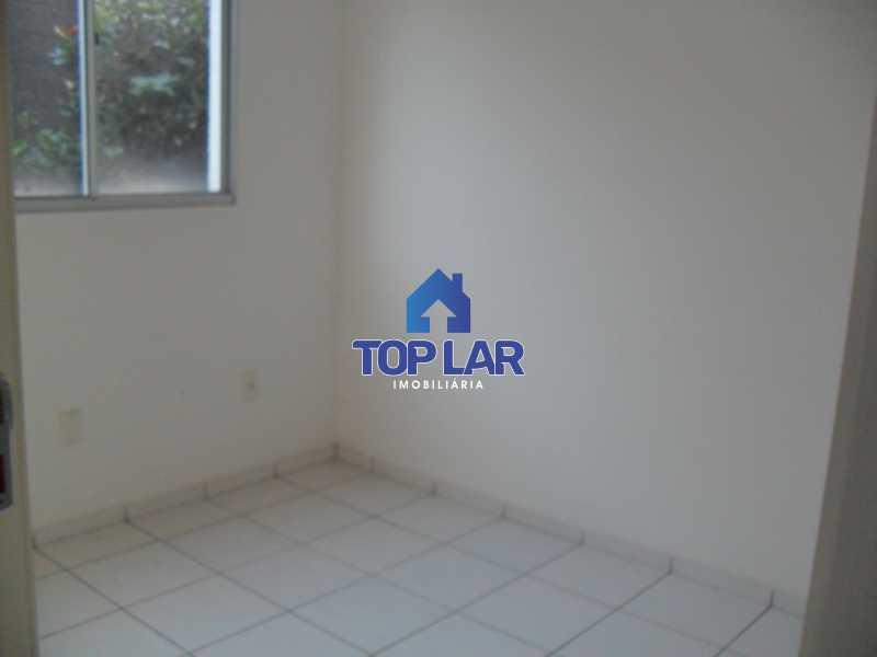 25 - Residencial Recreio do Pontal - apto TÉRREO, fte, sol manhã, sl, 2qtos, garagem, play, sl.festa, churrasqueira.(Segurança total) - HAAP20118 - 26