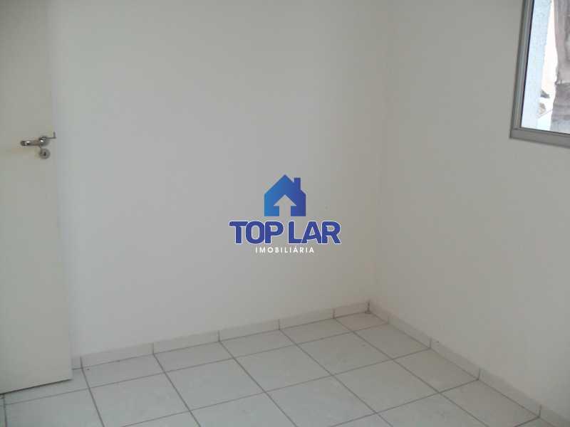 26 - Residencial Recreio do Pontal - apto TÉRREO, fte, sol manhã, sl, 2qtos, garagem, play, sl.festa, churrasqueira.(Segurança total) - HAAP20118 - 27
