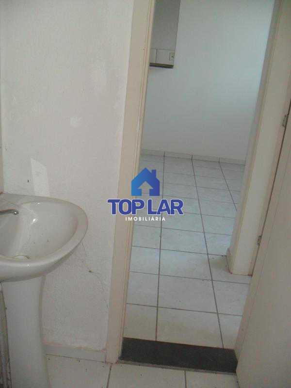 30 - Residencial Recreio do Pontal - apto TÉRREO, fte, sol manhã, sl, 2qtos, garagem, play, sl.festa, churrasqueira.(Segurança total) - HAAP20118 - 31