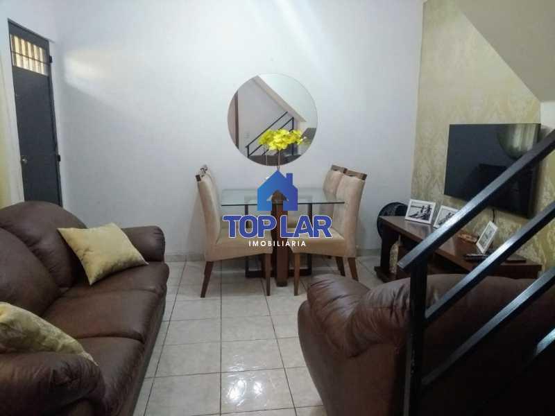 2. - Excelente Casa Duplex em condomínio fechado, com 2 quartos e 1 vaga de garagem. - HACN20008 - 1
