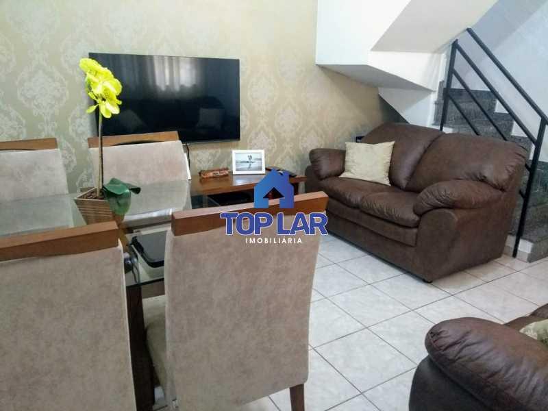 3. - Excelente Casa Duplex em condomínio fechado, com 2 quartos e 1 vaga de garagem. - HACN20008 - 3