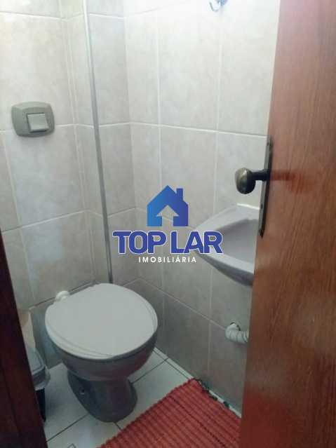 4. - Excelente Casa Duplex em condomínio fechado, com 2 quartos e 1 vaga de garagem. - HACN20008 - 4