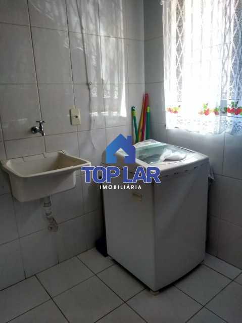 6. - Excelente Casa Duplex em condomínio fechado, com 2 quartos e 1 vaga de garagem. - HACN20008 - 7