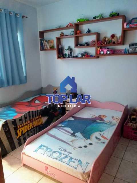 11. - Excelente Casa Duplex em condomínio fechado, com 2 quartos e 1 vaga de garagem. - HACN20008 - 11