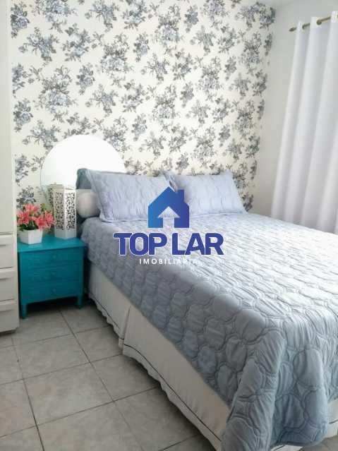 15. - Excelente Casa Duplex em condomínio fechado, com 2 quartos e 1 vaga de garagem. - HACN20008 - 14