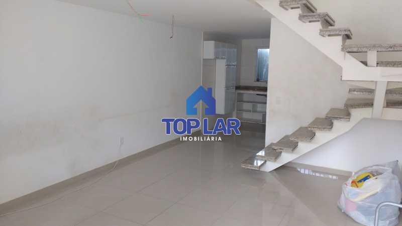 2 sala - Casa duplex, VAZIA, fte rua, 3 qtos - 1 ste com sacada, closet, gar, possib. terraço. (Próx. Campo Vista Alegre) - HACA30010 - 3