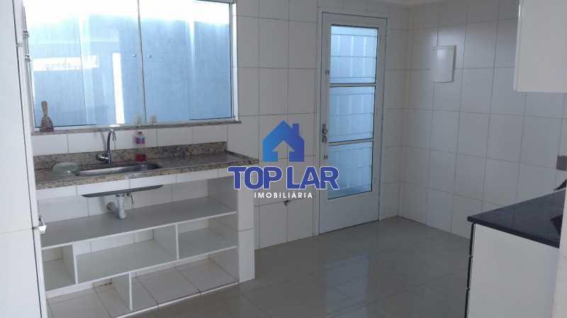 4 cozinha - Casa duplex, VAZIA, fte rua, 3 qtos - 1 ste com sacada, closet, gar, possib. terraço. (Próx. Campo Vista Alegre) - HACA30010 - 5