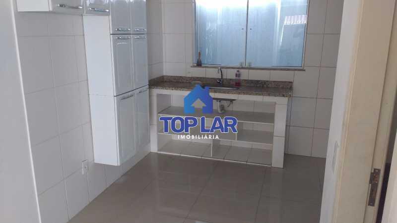 5 cozinha - Casa duplex, VAZIA, fte rua, 3 qtos - 1 ste com sacada, closet, gar, possib. terraço. (Próx. Campo Vista Alegre) - HACA30010 - 6