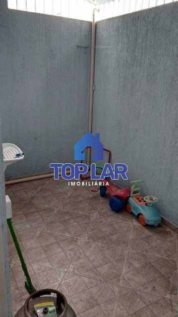 6 área - Casa duplex, VAZIA, fte rua, 3 qtos - 1 ste com sacada, closet, gar, possib. terraço. (Próx. Campo Vista Alegre) - HACA30010 - 7