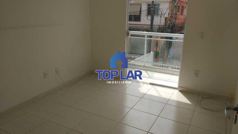 7 quarto casal - Casa duplex, VAZIA, fte rua, 3 qtos - 1 ste com sacada, closet, gar, possib. terraço. (Próx. Campo Vista Alegre) - HACA30010 - 8