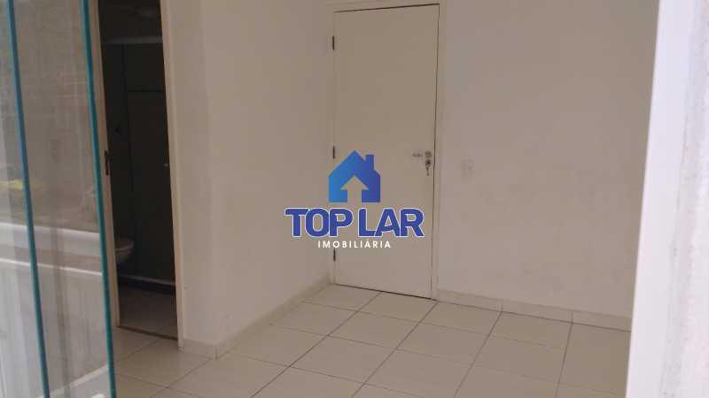 9 quarto casal - Casa duplex, VAZIA, fte rua, 3 qtos - 1 ste com sacada, closet, gar, possib. terraço. (Próx. Campo Vista Alegre) - HACA30010 - 10