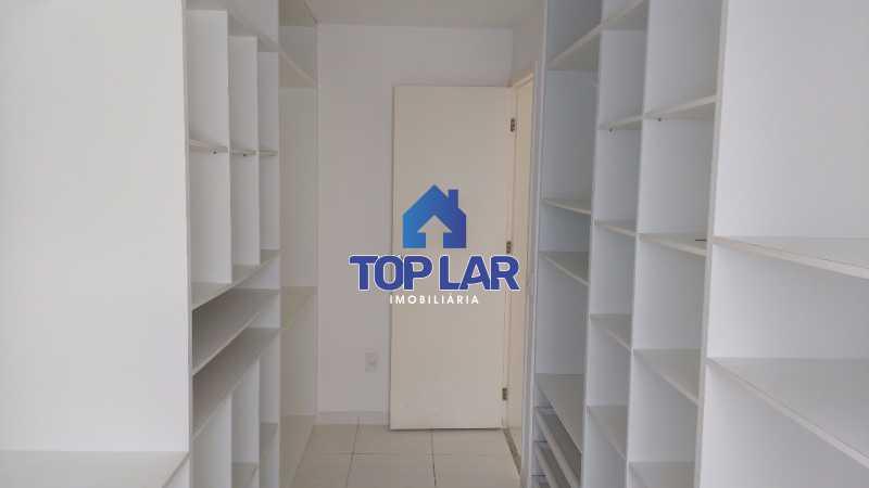 12 quarto closet - Casa duplex, VAZIA, fte rua, 3 qtos - 1 ste com sacada, closet, gar, possib. terraço. (Próx. Campo Vista Alegre) - HACA30010 - 13