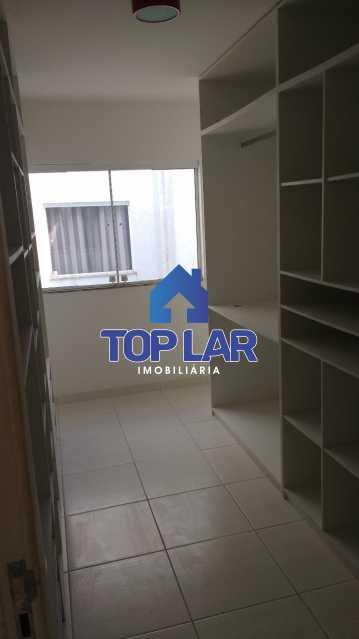 13 quarto closet - Casa duplex, VAZIA, fte rua, 3 qtos - 1 ste com sacada, closet, gar, possib. terraço. (Próx. Campo Vista Alegre) - HACA30010 - 14