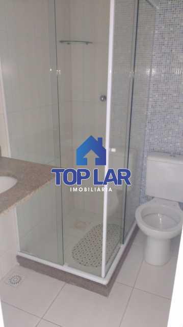 14 banheiro social - Casa duplex, VAZIA, fte rua, 3 qtos - 1 ste com sacada, closet, gar, possib. terraço. (Próx. Campo Vista Alegre) - HACA30010 - 15