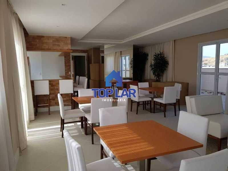 9 SALÃO DE FESTAS - Penha, condomínio fechado, 3 quartos, varanda, suíte, vaga, infra total, melhor localização do bairro. - HAAP30022 - 10