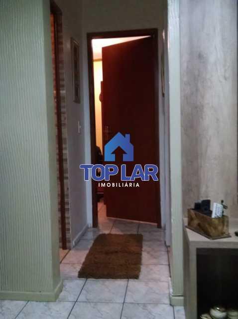 76edcdb4-9fcd-434f-9164-138994 - Excelente apartamento com 2 quartos, sala, cozinha e banheiro com box blindex e 1 vaga de garagem. - HAAP20122 - 5