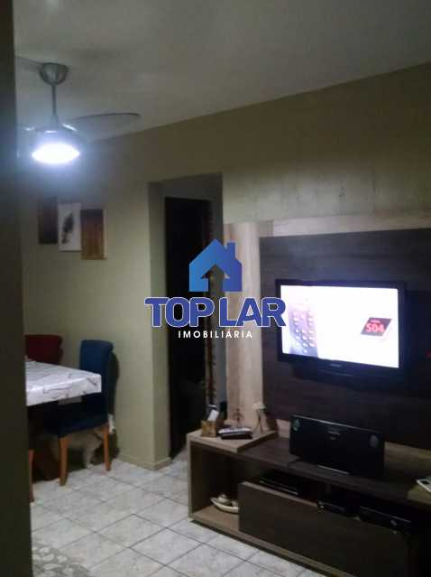 2624cf86-6408-486b-8bdb-0a7307 - Excelente apartamento com 2 quartos, sala, cozinha e banheiro com box blindex e 1 vaga de garagem. - HAAP20122 - 7