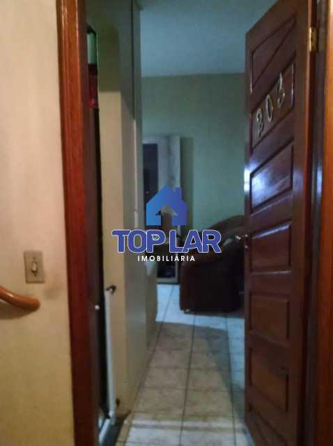 ea7b73ce-8d16-4e5e-9681-5815b0 - Excelente apartamento com 2 quartos, sala, cozinha e banheiro com box blindex e 1 vaga de garagem. - HAAP20122 - 6