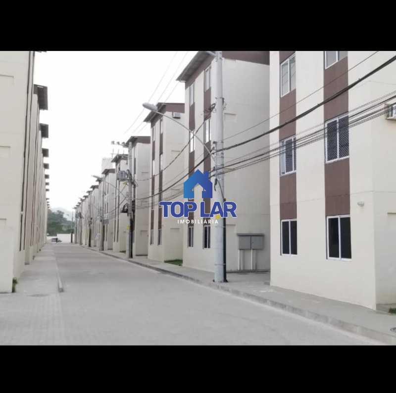 2. - Excelente apartamento primeira locação, 2 quartos com infra total e 1 vaga. - HAAP20124 - 3