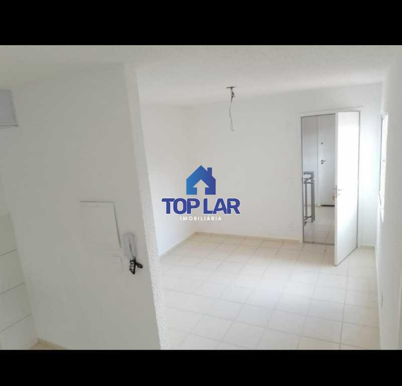 3. - Excelente apartamento primeira locação, 2 quartos com infra total e 1 vaga. - HAAP20124 - 5