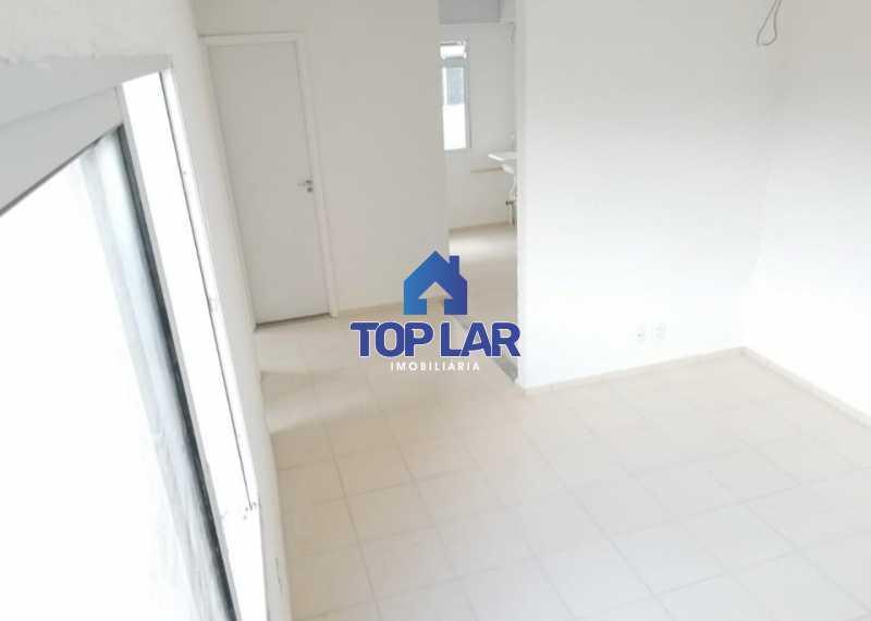 4. - Excelente apartamento primeira locação, 2 quartos com infra total e 1 vaga. - HAAP20124 - 6