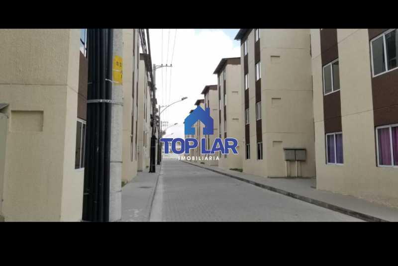 5. - Excelente apartamento primeira locação, 2 quartos com infra total e 1 vaga. - HAAP20124 - 4