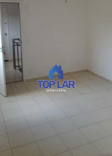 7. - Excelente apartamento primeira locação, 2 quartos com infra total e 1 vaga. - HAAP20124 - 8