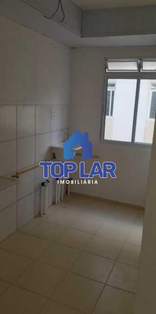 8. - Excelente apartamento primeira locação, 2 quartos com infra total e 1 vaga. - HAAP20124 - 9
