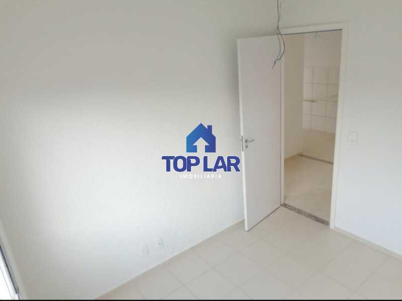 9. - Excelente apartamento primeira locação, 2 quartos com infra total e 1 vaga. - HAAP20124 - 10