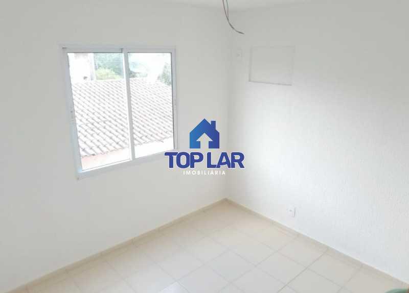 10. - Excelente apartamento primeira locação, 2 quartos com infra total e 1 vaga. - HAAP20124 - 11