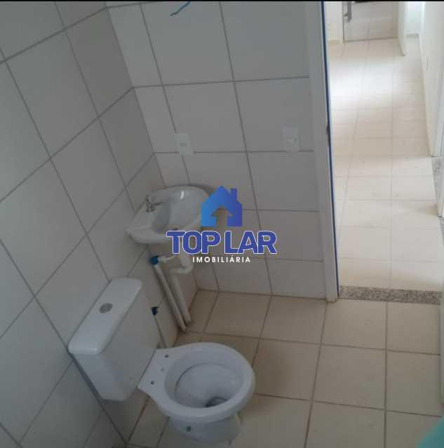 11. - Excelente apartamento primeira locação, 2 quartos com infra total e 1 vaga. - HAAP20124 - 12