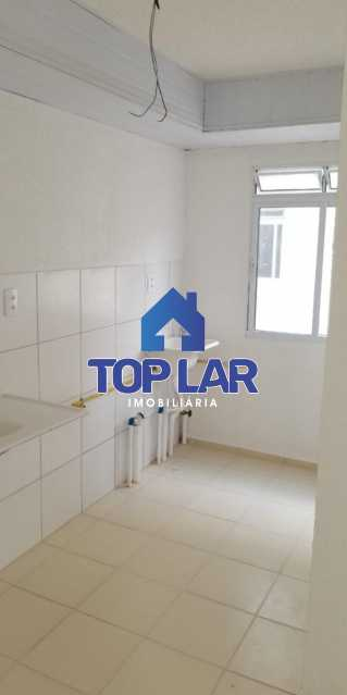 12. - Excelente apartamento primeira locação, 2 quartos com infra total e 1 vaga. - HAAP20124 - 13