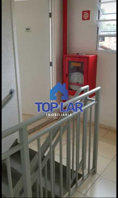 13. - Excelente apartamento primeira locação, 2 quartos com infra total e 1 vaga. - HAAP20124 - 14