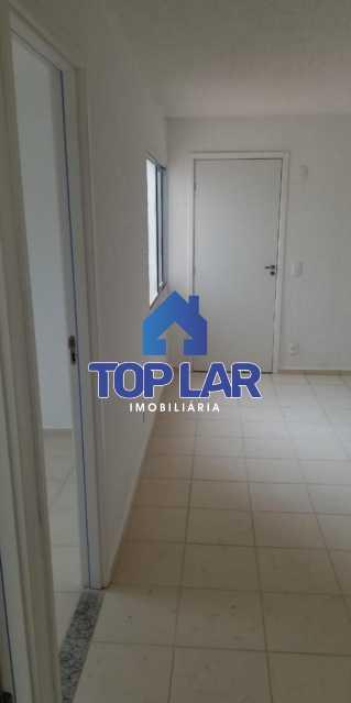 16. - Excelente apartamento primeira locação, 2 quartos com infra total e 1 vaga. - HAAP20124 - 17
