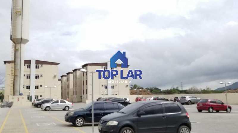 17. - Excelente apartamento primeira locação, 2 quartos com infra total e 1 vaga. - HAAP20124 - 18