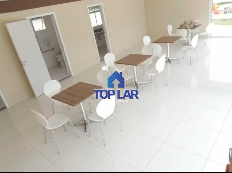21. - Excelente apartamento primeira locação, 2 quartos com infra total e 1 vaga. - HAAP20124 - 22