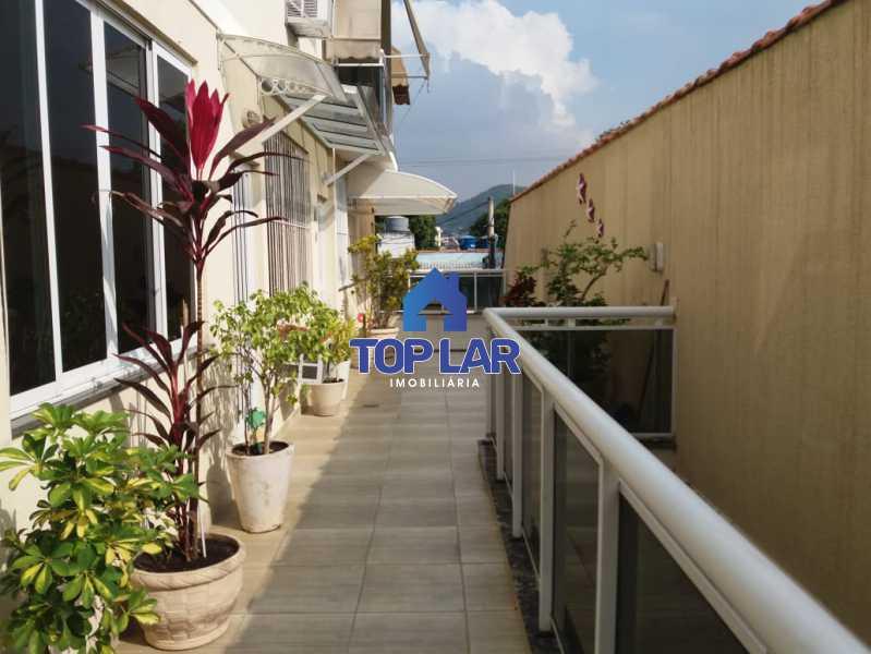 1. - Casa Geminada Duplex em condomínio fechado, com 2 quartos e 1 vaga de garagem !!!! - HACN20009 - 1