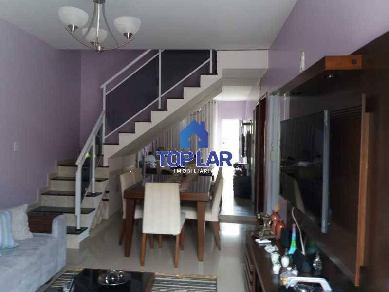 2. - Casa Geminada Duplex em condomínio fechado, com 2 quartos e 1 vaga de garagem !!!! - HACN20009 - 5