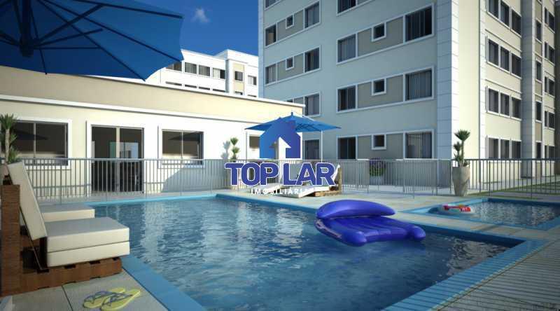 1 - Excelente Apartamento 2 quartos, em condomínio com toda infra !!!! - HAAP20127 - 1
