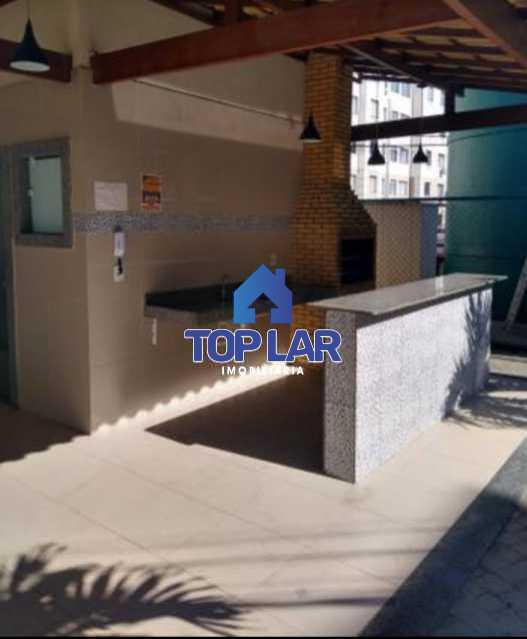 4 - Excelente Apartamento 2 quartos, em condomínio com toda infra !!!! - HAAP20127 - 5