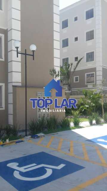 6 - Excelente Apartamento 2 quartos, em condomínio com toda infra !!!! - HAAP20127 - 7
