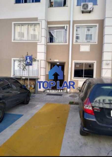 8 - Excelente Apartamento 2 quartos, em condomínio com toda infra !!!! - HAAP20127 - 9