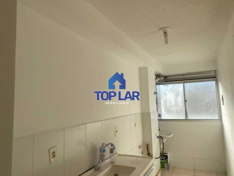 IMG_2057 - Excelente Apartamento 2 quartos, em condomínio com toda infra !!!! - HAAP20127 - 25