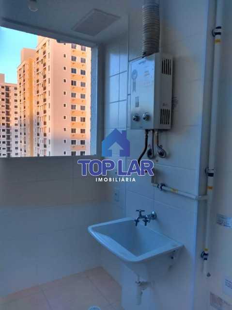 04. - Apartamento 2 quartos Condomínio Dez Zona Norte em Irajá. - HAAP20130 - 6