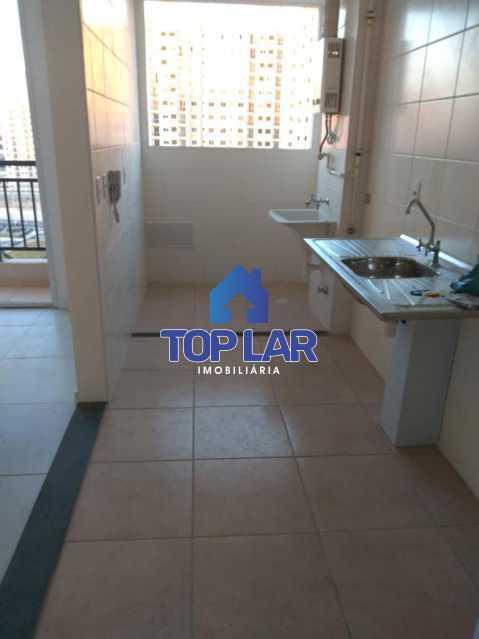 06. - Apartamento 2 quartos Condomínio Dez Zona Norte em Irajá. - HAAP20130 - 8